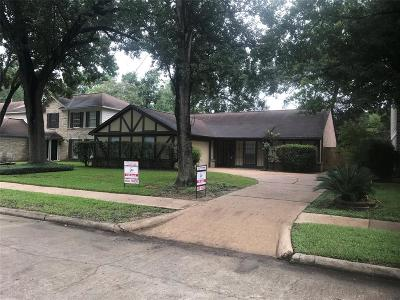 Cypress Single Family Home For Sale: 12622 Mill Ridge Drive