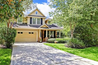 The Woodlands Single Family Home For Sale: 98 S Flickering Sun Circle