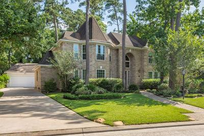 The Woodlands Single Family Home For Sale: 25 Berry Blossom Drive