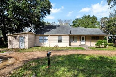 Rosenberg Single Family Home For Sale: 1701 Leaman Avenue