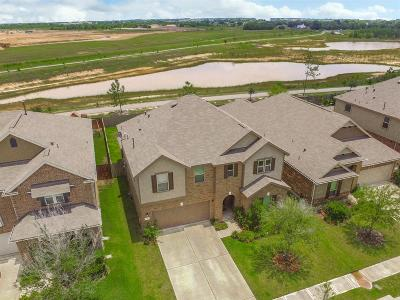 Katy Single Family Home For Sale: 2718 Rice Mill Avenue