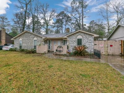 Conroe TX Single Family Home For Sale: $195,000