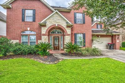 Cypress Single Family Home For Sale: 15527 Amber Hollow Lane