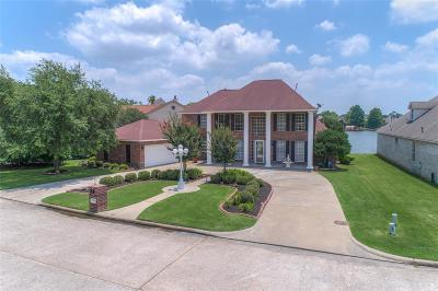 Willis Single Family Home For Sale: 7163 Kingston Cove Lane