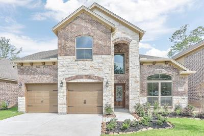 New Caney Single Family Home For Sale: 23423 Banks Mill