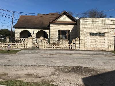 Houston Single Family Home For Sale: 2501 Saltus Street