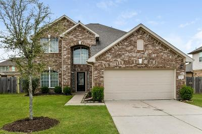 Pearland Single Family Home For Sale: 1514 Meadow Wood Drive