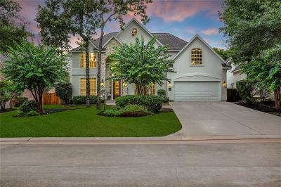 The Woodlands Single Family Home For Sale: 11 Empire Forest Place