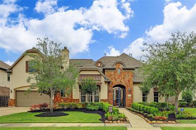 Sugar Land Single Family Home For Sale: 2811 Gallion Drive