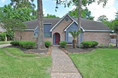 Kingwood Single Family Home For Sale: 3515 Cave Springs Drive