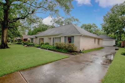 Seabrook Single Family Home For Sale: 1115 Shorewood Drive