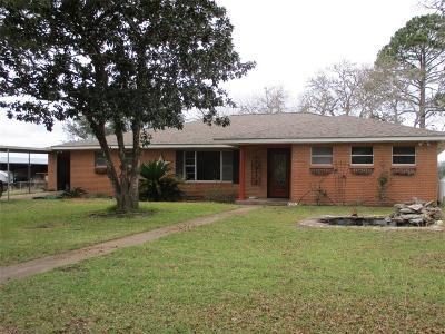 Colorado County Single Family Home For Sale: 1252 Fm 2437