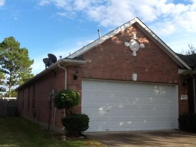 Sugar Land Single Family Home For Sale: 10627 White Bridge Lane