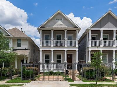 Houston Single Family Home For Sale: 211 W 24th Street