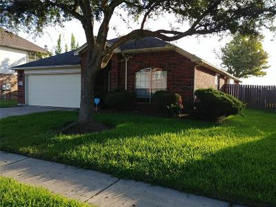 Pearland Single Family Home For Sale: 2301 Day Drive