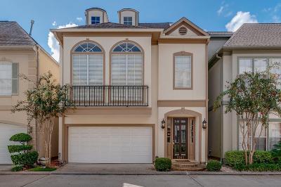 Houston Single Family Home For Sale: 3223 Pemberton Circle Drive