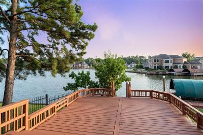 Conroe, Houston, Montgomery, Pearland, Spring, The Woodlands, Willis Single Family Home For Sale: 39 Misty Harbor E