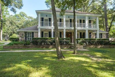 Kingwood Single Family Home For Sale: 2503 Kings Forest Drive
