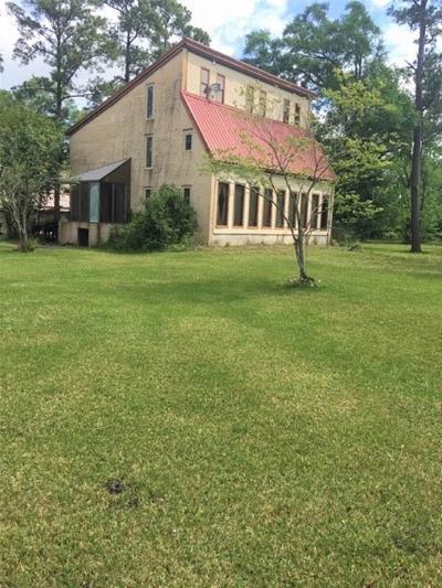 Single Family Home For Sale: 8114 Van Hut Lane