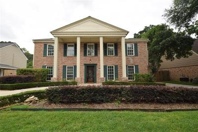 Houston Single Family Home For Sale: 14407 Chadbourne Drive