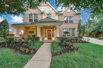 Friendswood Single Family Home For Sale: 3354 Prince George Drive