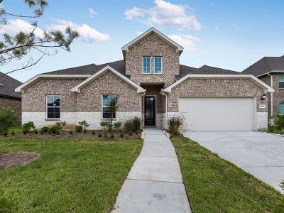 Pearland Single Family Home For Sale: 2405 Songlark Spring Place