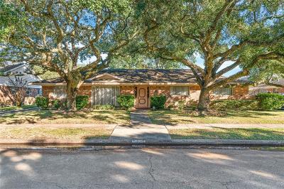 Houston Single Family Home For Sale: 5338 Rutherglenn Drive