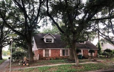 Pasadena Single Family Home For Sale: 1309 Potomac Avenue