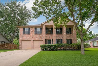 Friendswood Single Family Home For Sale: 2201 S Mission Circle