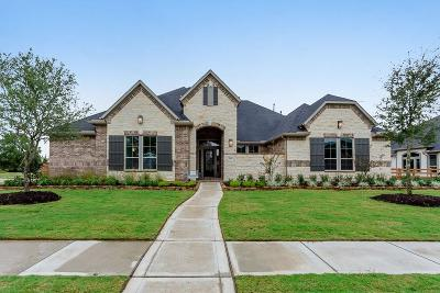 Fulshear Single Family Home For Sale: 29826 Hay Field Lane