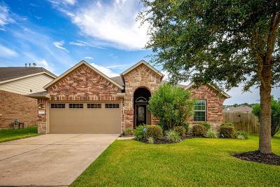 Kingwood Single Family Home For Sale: 21350 Kings Mill Lane