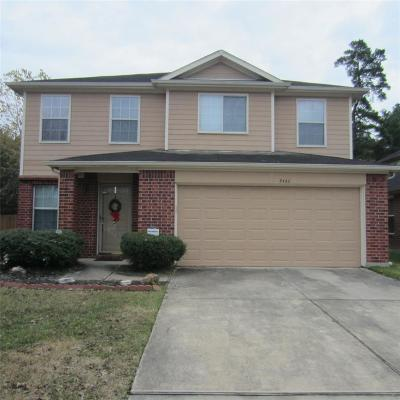 Humble Single Family Home For Sale: 18422 Heartland Court