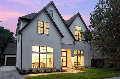 Houston Single Family Home For Sale: 2724 Nottingham Street