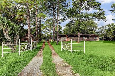 Santa Fe Single Family Home For Sale: 7902 Fm 646 S