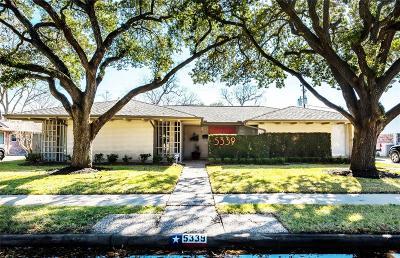 Meyerland, Meyerland 1, Meyerland 3, Meyerland 8 Rp C Single Family Home For Sale: 5339 Rutherglenn