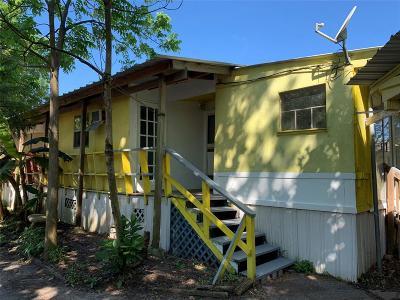 Galveston County Rental For Rent: 4419 W Bayshore Drive
