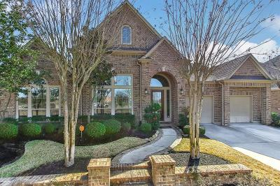 Cypress Single Family Home For Sale: 12326 Brook Cove Drive