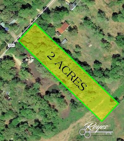 Sweeny Residential Lots & Land For Sale: Xx County Road 924
