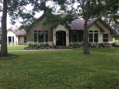 Missouri City Single Family Home For Sale: 7835 Sweetbrook Circle