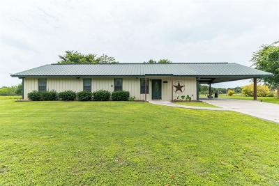 Lavaca County Country Home/Acreage For Sale: 4340 S Us Highway 77