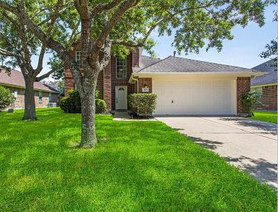 Pearland Single Family Home For Sale: 5109 Lockhart Drive