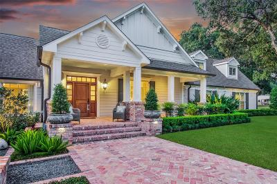 Tomball Single Family Home For Sale: 8619 Hufsmith Kuykendahl Road