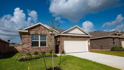 New Caney Single Family Home For Sale: 20110 Timbernook