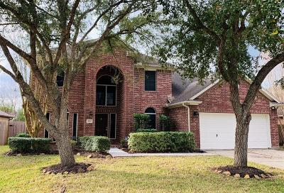 League City Single Family Home For Sale: 165 Greenridge Circle