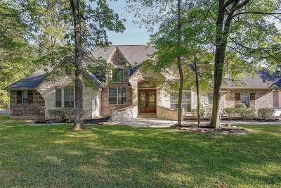 Montgomery Single Family Home For Sale: 11433 Majestic Drive