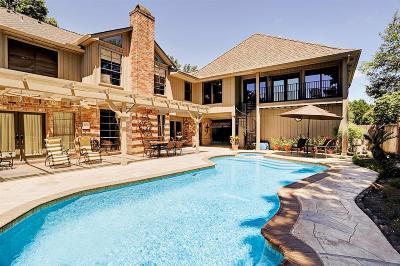 Houston Single Family Home For Sale: 507 Anchorage Lane
