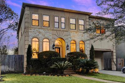 Bellaire Single Family Home For Sale: 4929 Mimosa Drive