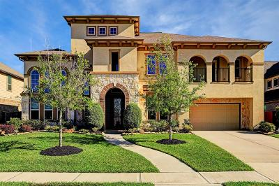 Pearland Single Family Home For Sale: 12003 Chisel Ridge