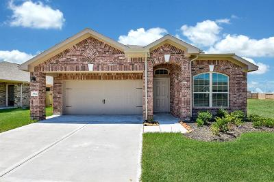 Texas City Single Family Home For Sale: 8802 Voyager Drive