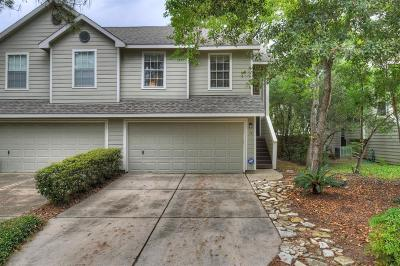 The Woodlands Condo/Townhouse For Sale: 15 Timberstar Street